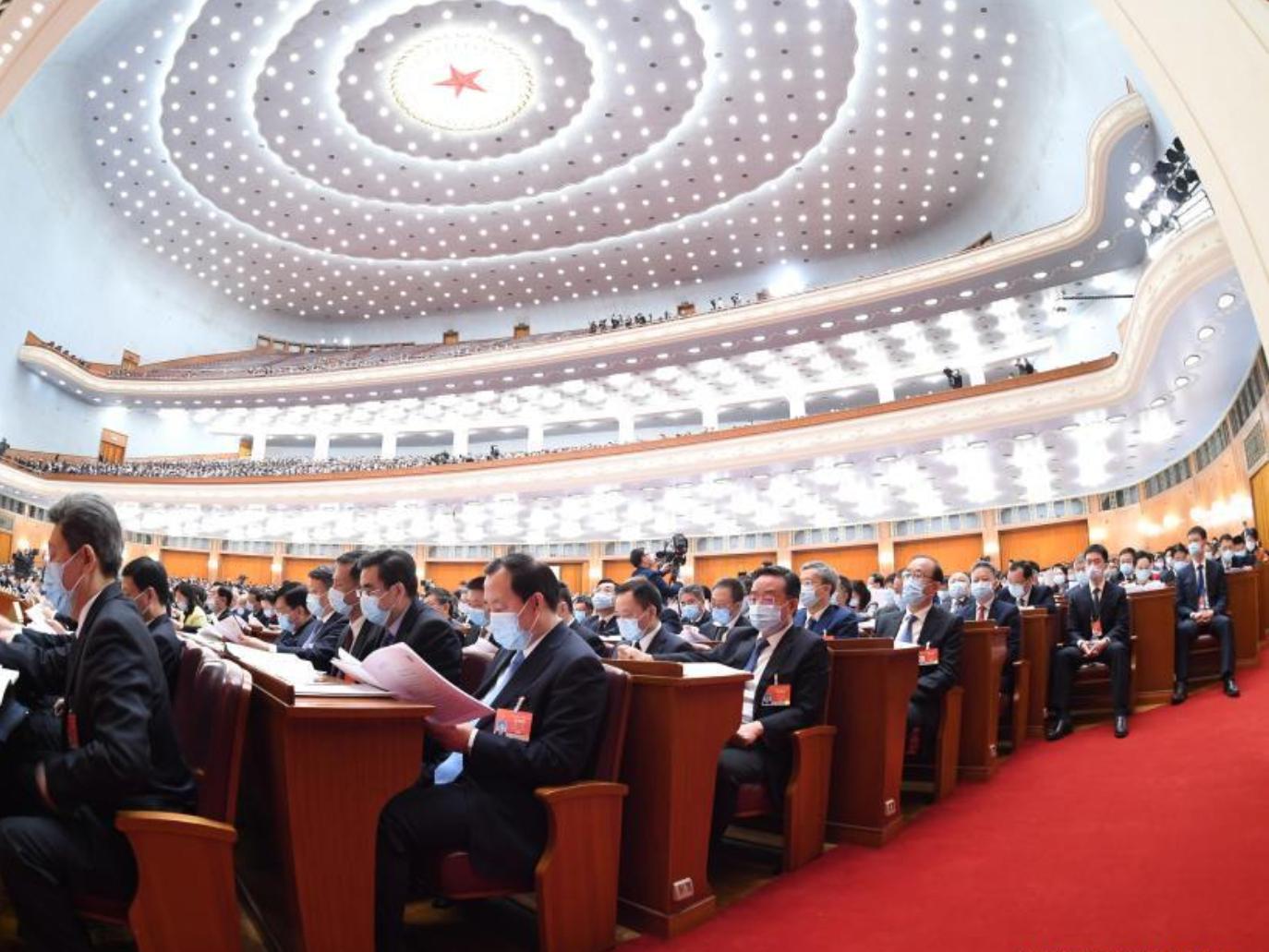 NPC committee deliberates draft amendments to NPC laws, decision on HK