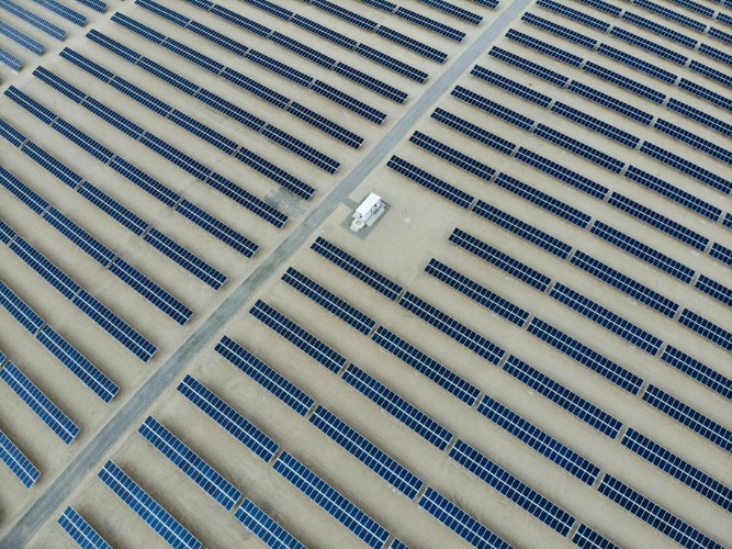 China's plateau province sees new energy lead electricity generation