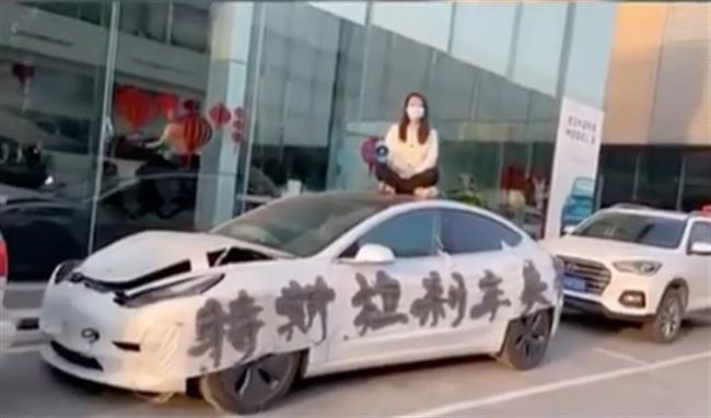 Tesla responds to buyer's brakes failure claim