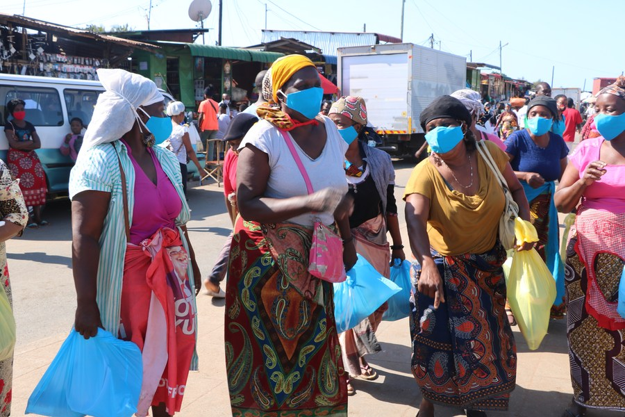 UN says Africa's quest for gender parity facing headwinds amid pandemic