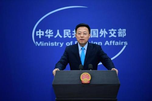 No information now on possible China-US 'high level' meeting: spokesperson