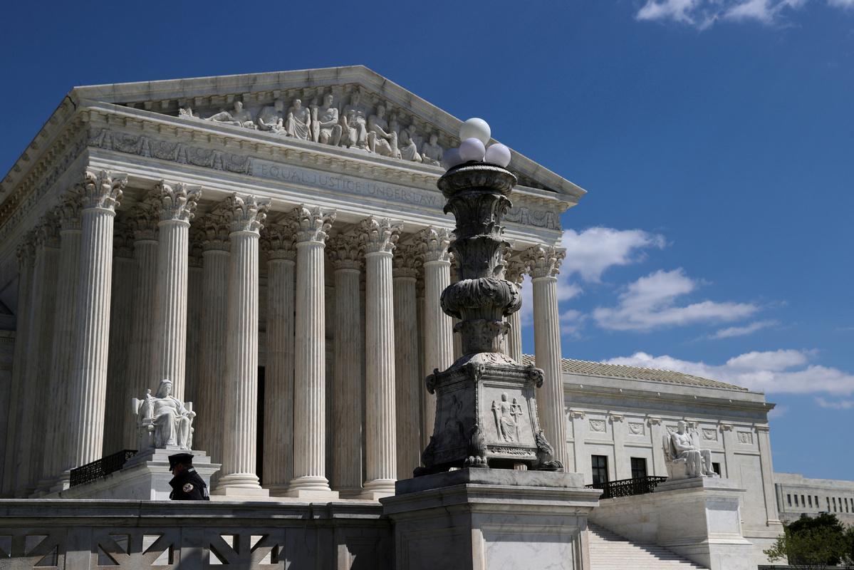 US Supreme Court dismisses Trump immigration rule dispute