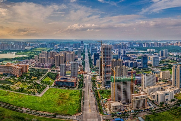 Anhui's 'Silicon Valley' bolsters ties with Chinese university