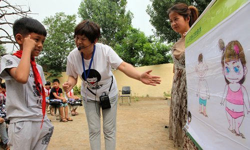 Calls growing to include sex education in Chinese primary and secondary education curriculum to protect children