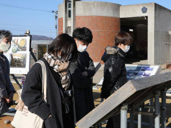 10 years on, Japan's tsunami-hit school still tells unimaginable tragedy