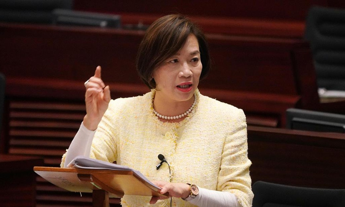 Electoral reform 'a mid-term surgery' for Hong Kong: Basic Law Committee member