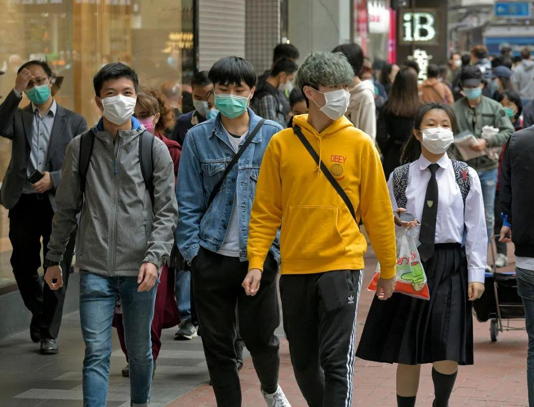 Hong Kong's daily COVID-19 cases surge due to fitness center outbreak