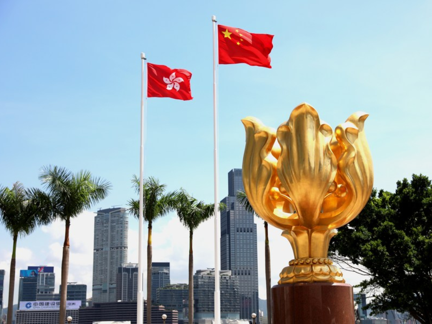 Senior Chinese officials refute US condemnation on HK electoral reform