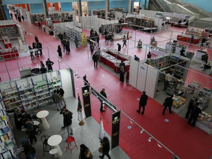 Algeria launches first book fair since COVID-19 pandemic