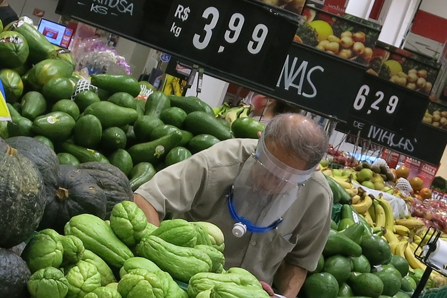 Brazil registers 0.86 pct inflation in February, highest for month since 2016