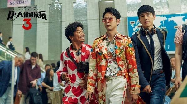 Spring Festival blockbusters extend box office run
