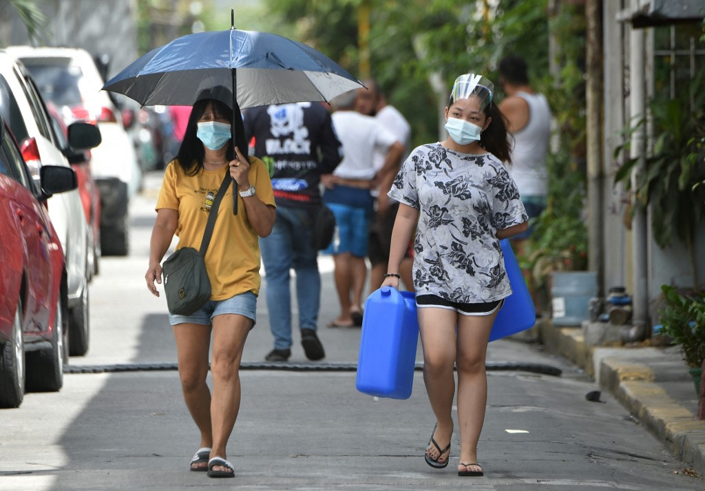 Philippines logs 4,578 new COVID-19 cases, highest in nearly 6 months