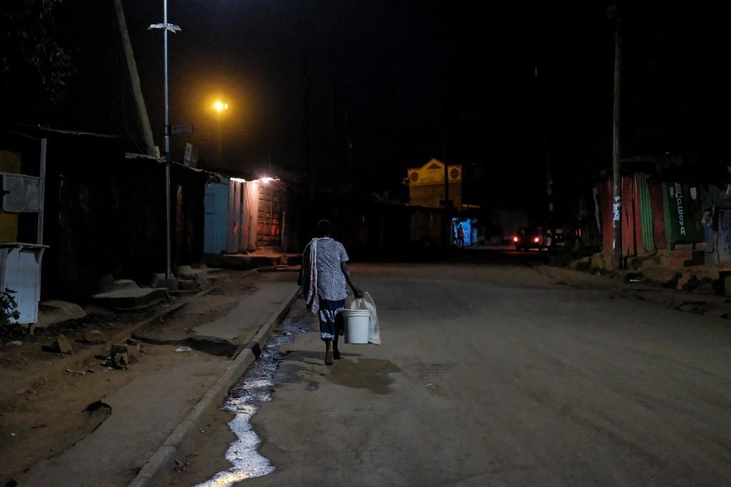 Kenya president extends curfew another 60 days
