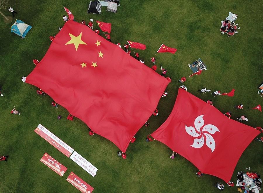 Administration by patriots key to Hong Kong's democracy