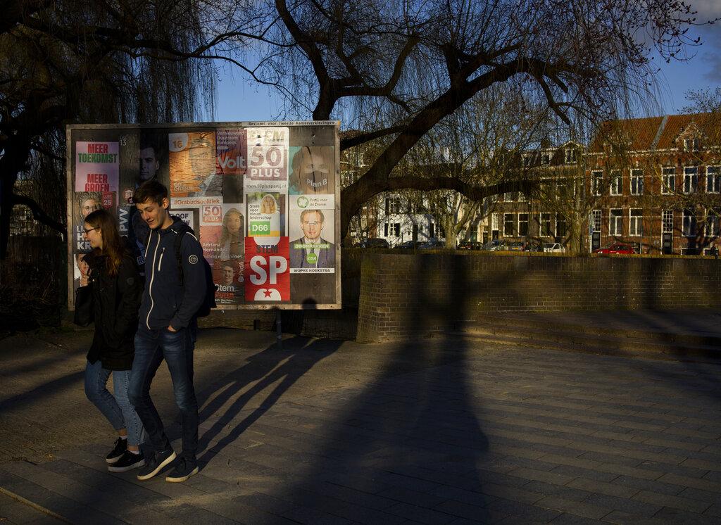 Coronavirus pandemic casts long shadow over Dutch elections