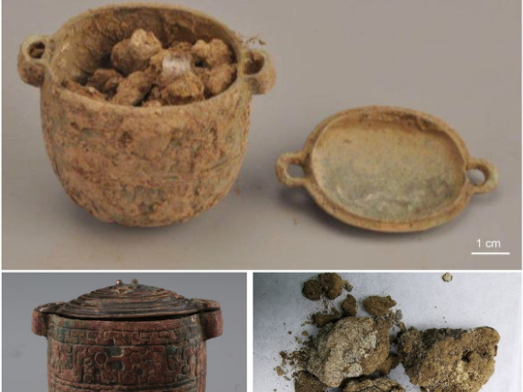 Discovery sheds light on ancient cosmetics