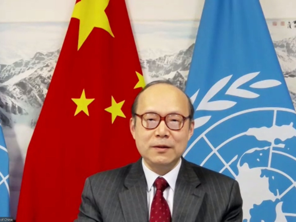 Chinese envoy says 'Xinjiang genocide' claim is 'lie of the century'