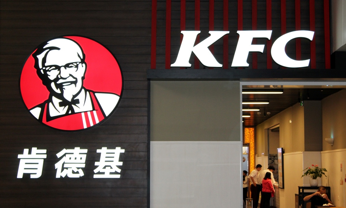 Scenes of crowds at KFC stores leave foreign netizens stunned at China's success in COVID-19 control