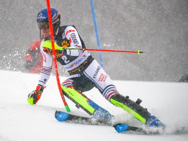 France's Noel wins World Cup slalom in Slovenia