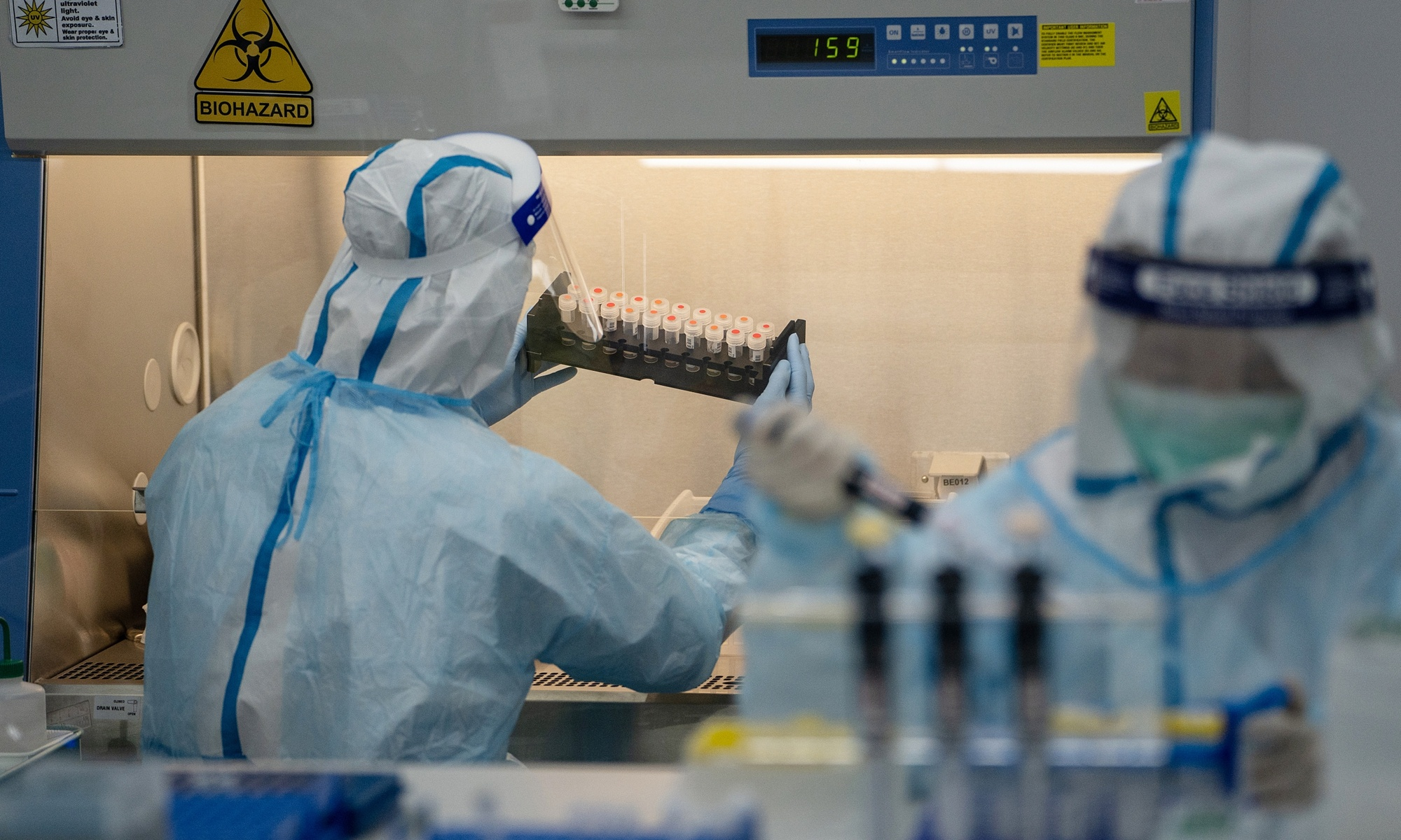 COVID-19 variant identified in Nigeria first detected in South China's Guangdong