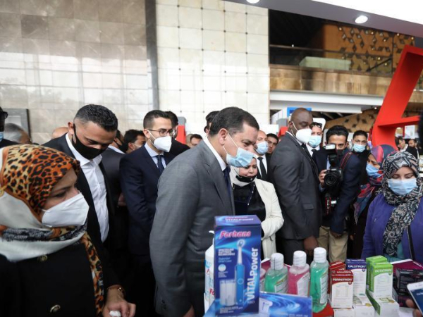 Libya's PM stresses need to initiate COVID-19 vaccination campaign