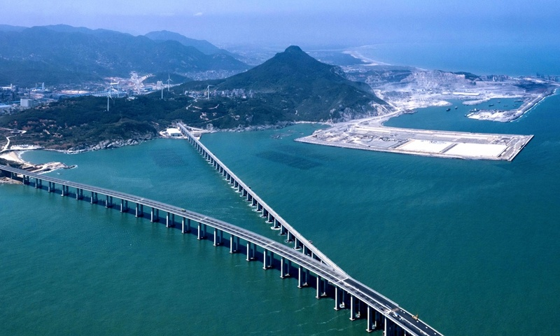 China's railway operator echoes netizens' call for a high-speed rail route to Taiwan