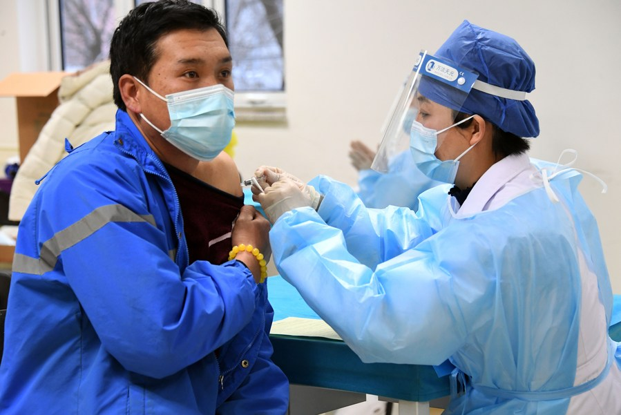 10 million COVID-19 vaccine doses administered in Beijing