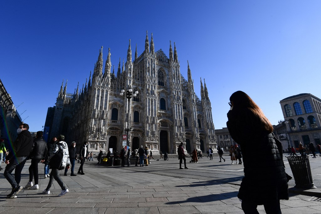 Italy to tighten anti-COVID-19 restrictions nationwide ahead of Easter