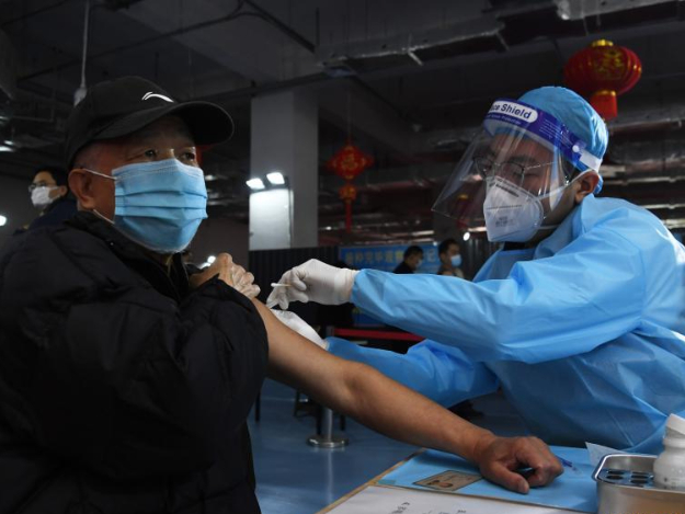 Chinese mainland reports 5 new confirmed COVID-19 cases, all imported