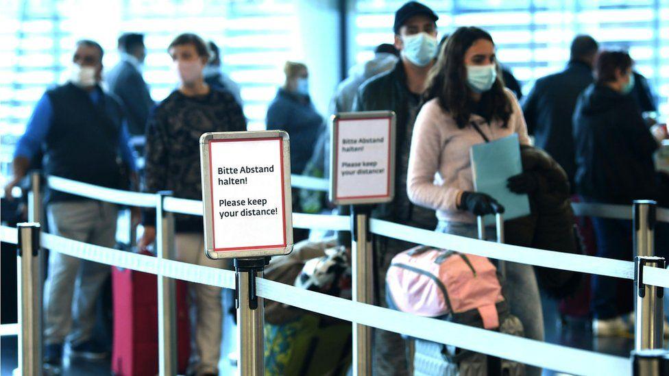 Austria sees beginning of third wave of coronavirus: health minister