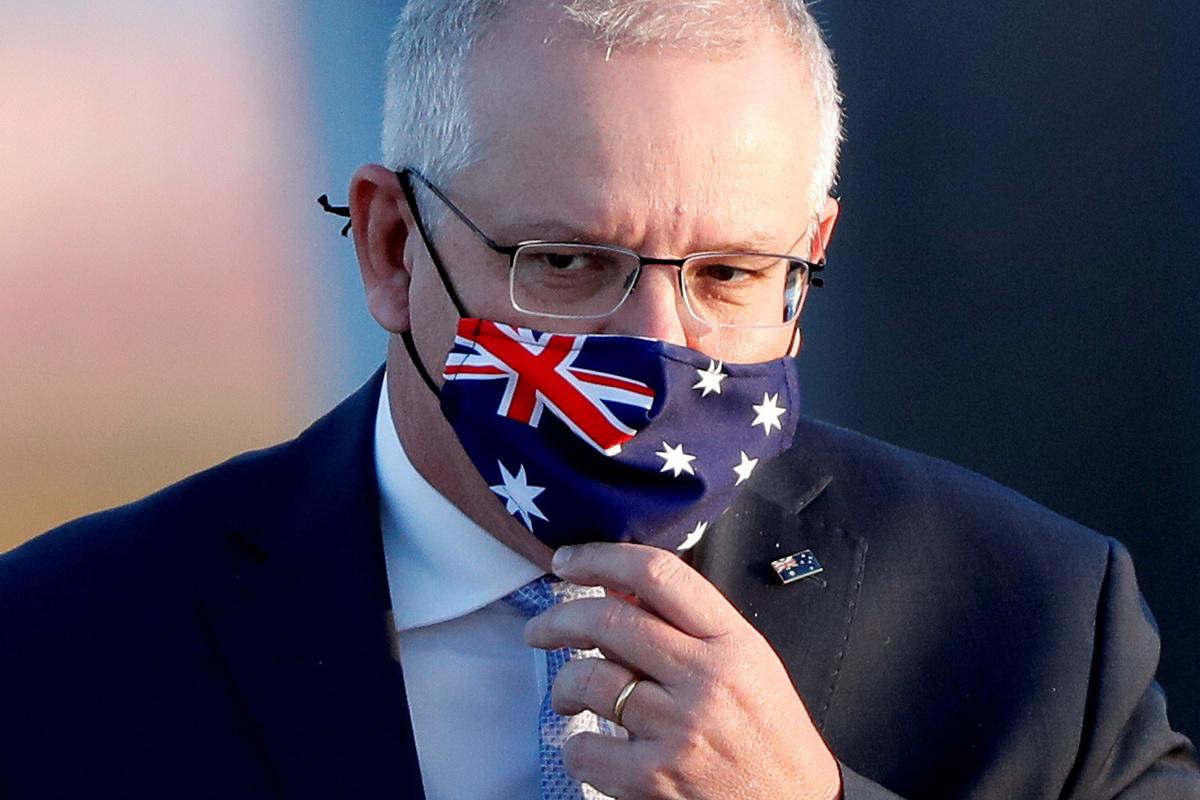 Popularity of Australian govt plummets to 12-month low: poll