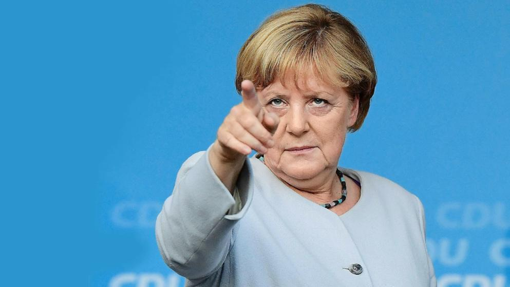 Merkel's CDU party suffers heavy setbacks in two state elections
