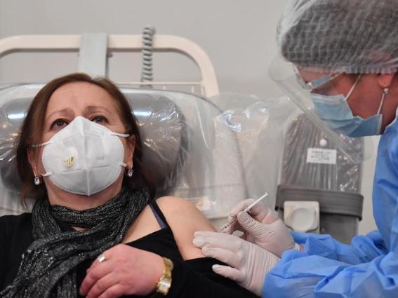 Georgia starts vaccination campaign against COVID-19