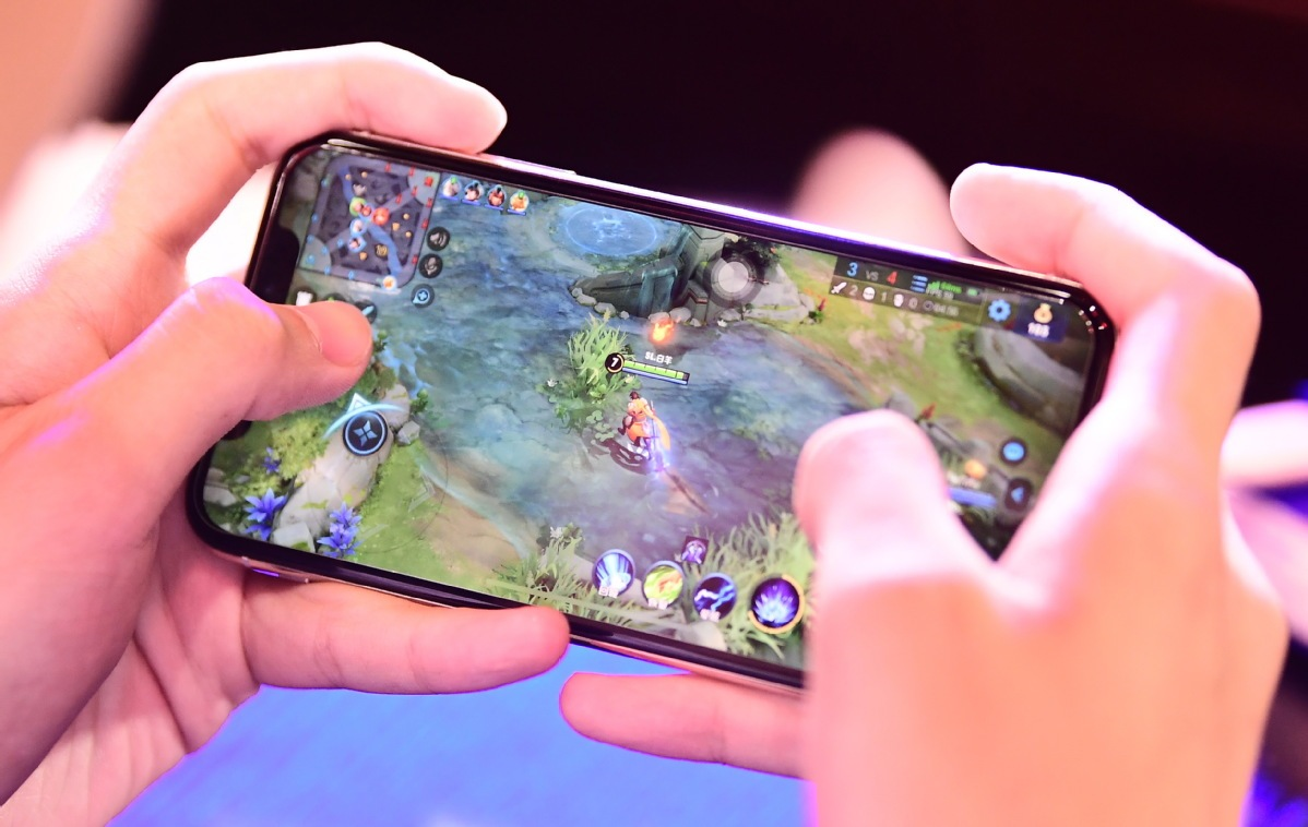 China's mobile game market continues to expand in February