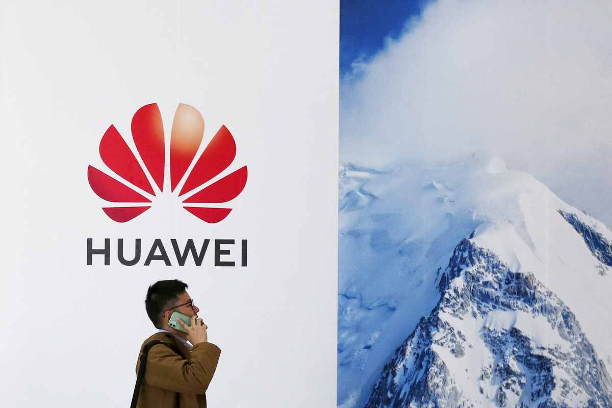 Huawei increases transparency about IP