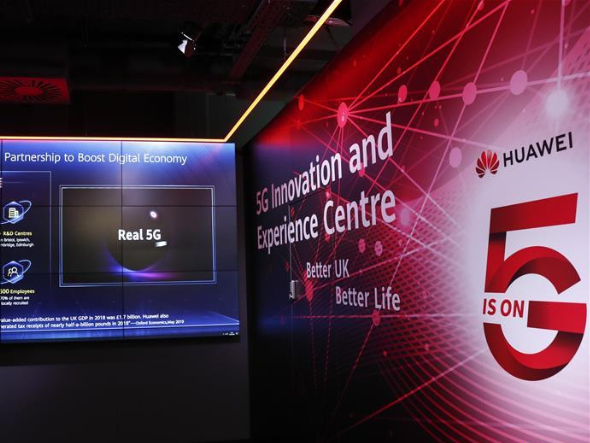 Huawei to charge royalty for use of its patented 5G tech