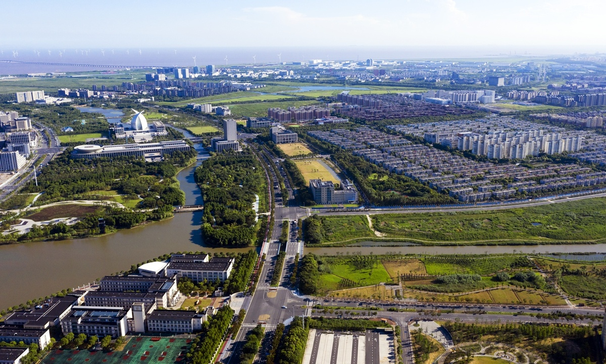 Shanghai launches blueprint to make Lingang a model for high-quality social service by 2035