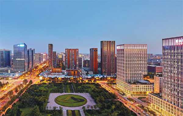 Beijing E-Town rolls out policies to support its pilot FTZ