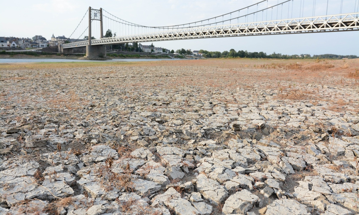 Europe's droughts since 2015 'worst in 2,000 years'