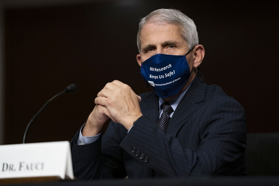Fauci expects Trump to persuade followers to get vaccination