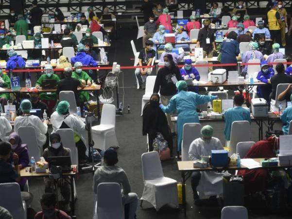 Indonesia postpones distribution of AstraZeneca COVID-19 vaccine