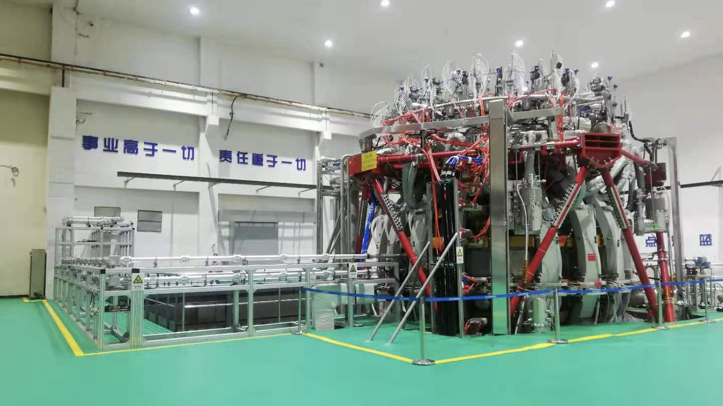 China launches key project to advance nuclear fusion