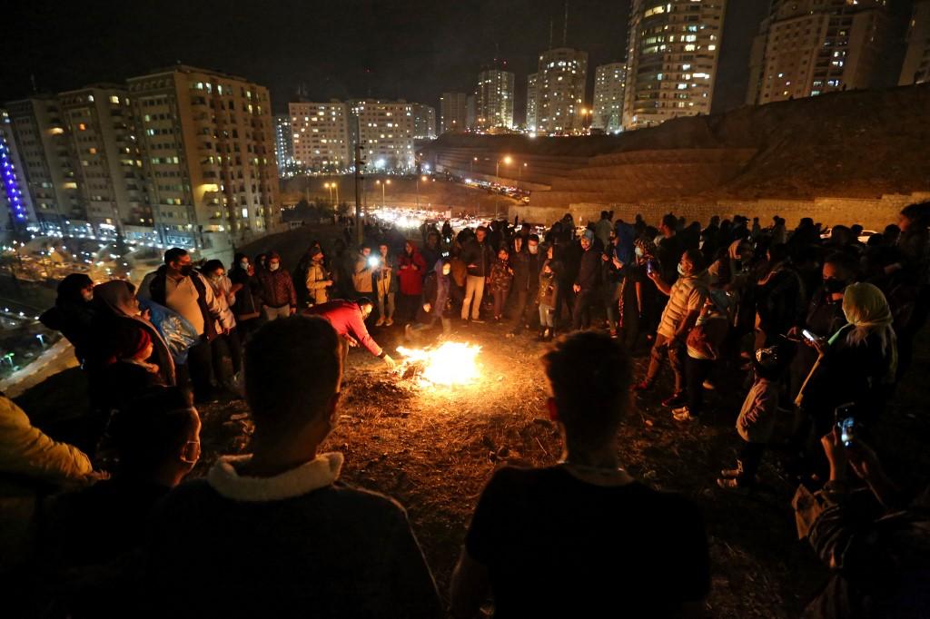 Fire Festival celebrations kill 3, injure 1,030 in Iran