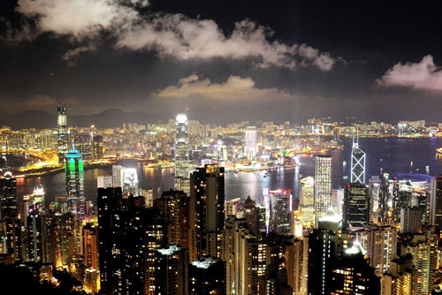 Hong Kong rises to 4th place among world's financial centers