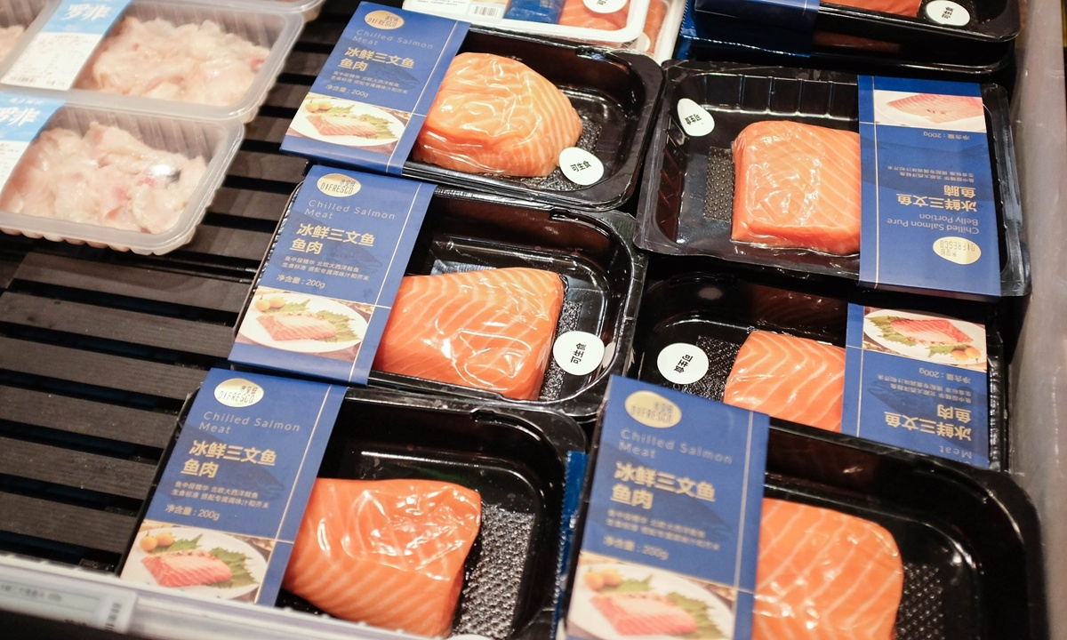 Cold-chain food imports rebound in China