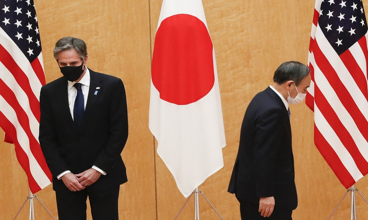 Japan sabotages China ties with 'acrimonious' statement with US