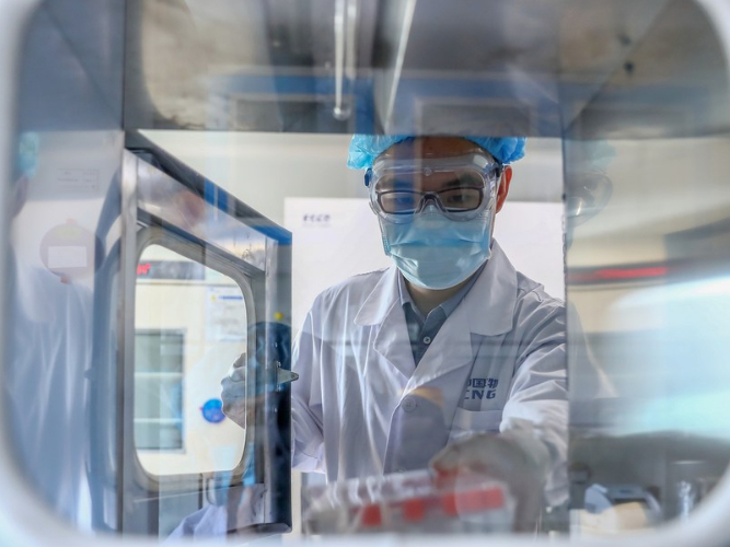 China approves one more COVID-19 vaccine for emergency use