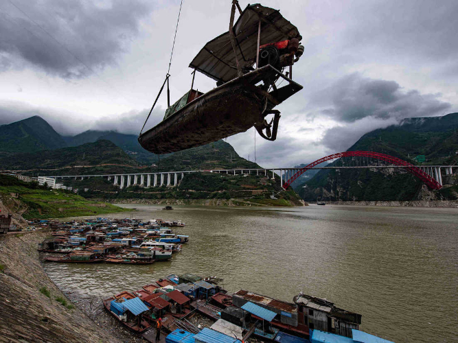 China rolls out more measures for Yangtze development