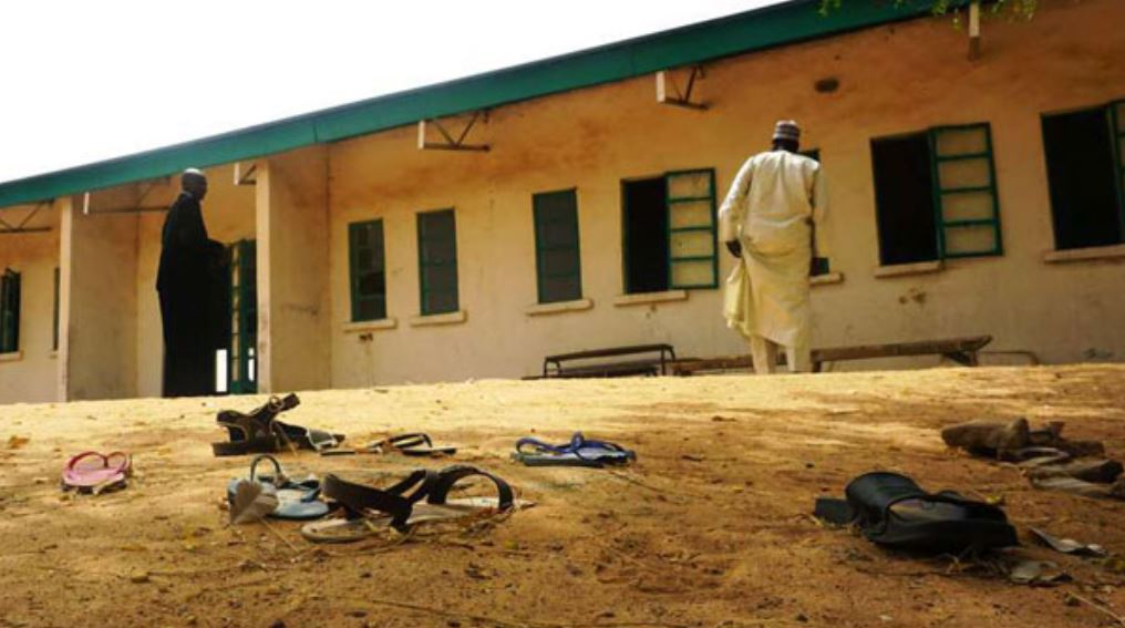 Abducted Nigerian students are 'safe': governor