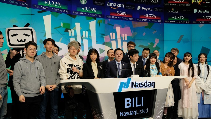 Bilibili wins nod for secondary listing in HK